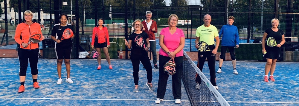 Padel Party, starters