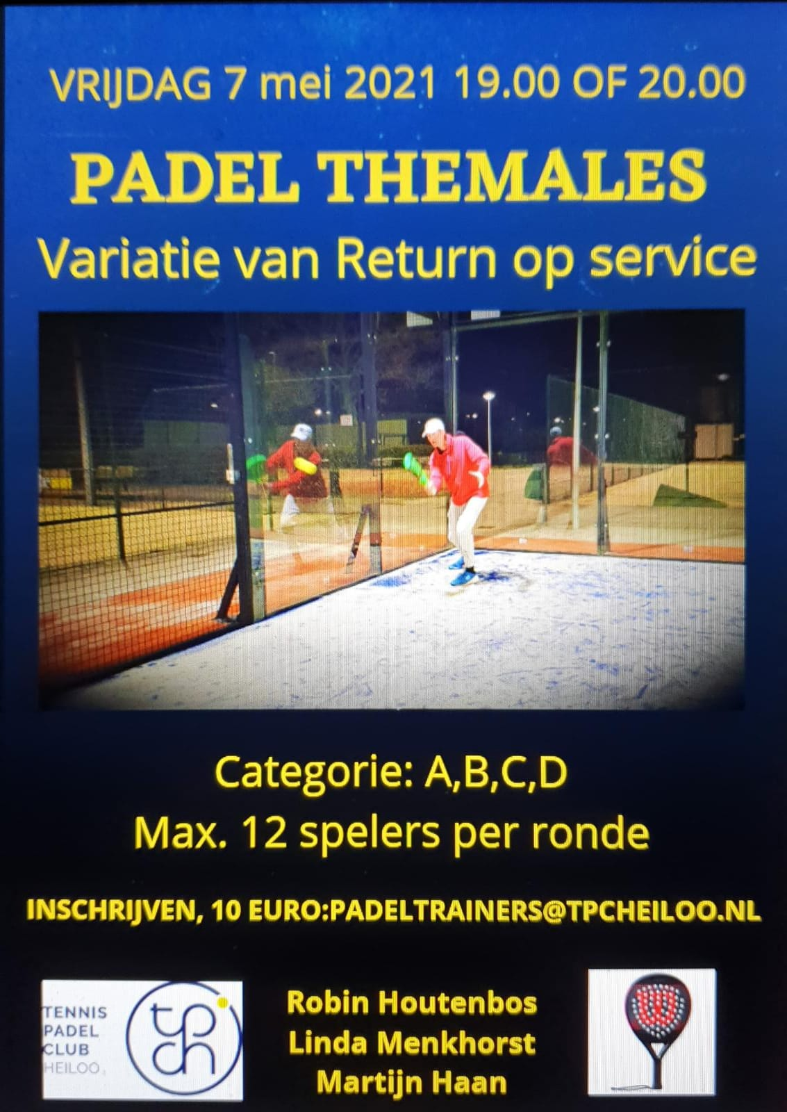 Flyer Themales mei 2021